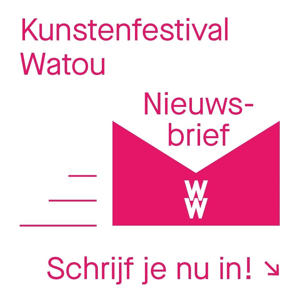 kunstenfestival nieuwsbrief
